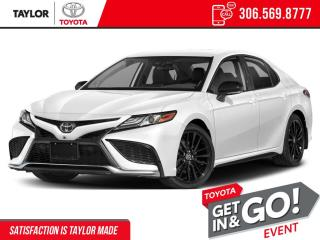 New 2021 Toyota Camry XSE for sale in Regina, SK