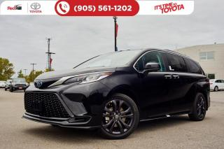 New 2022 Toyota Sienna XSE 7-Passenger for sale in Hamilton, ON