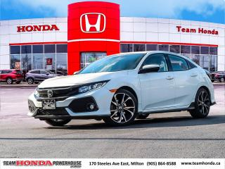 Used 2017 Honda Civic Sport for sale in Milton, ON