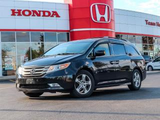 Used 2012 Honda Odyssey Touring for sale in Milton, ON