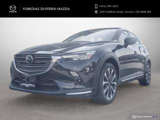 Used 2019 Mazda CX-3 GT AWD at ONE OWNER! for sale in York, ON
