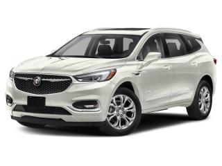 New 2021 Buick Enclave Avenir for sale in Burlington, ON