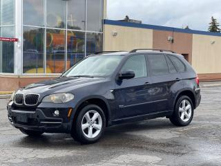 Used 2008 BMW X5 3.0si NAVIGATION/LEATHER/PANORAMIC SUNROOF for sale in North York, ON