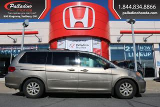 Used 2010 Honda Odyssey EXL for sale in Sudbury, ON