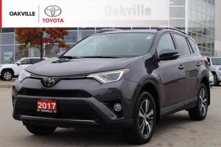 Used 2017 Toyota RAV4 XLE AWD with New Tires and Brakes for sale in Oakville, ON