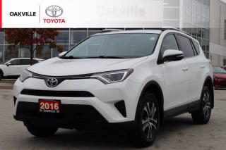 Used 2016 Toyota RAV4 LE FWD Toyota Certified with New Brakes for sale in Oakville, ON