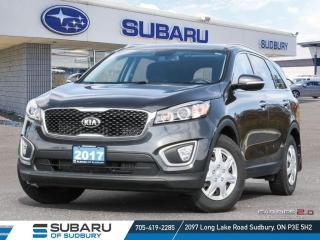 Used 2017 Kia Sorento 2.0L LX Turbo Road Trip Ready! Includes Trailer Hitch and Winter Tires! for sale in Sudbury, ON
