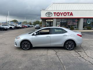 Used 2014 Toyota Corolla SPORT LEATHER ALLOYS for sale in Cambridge, ON