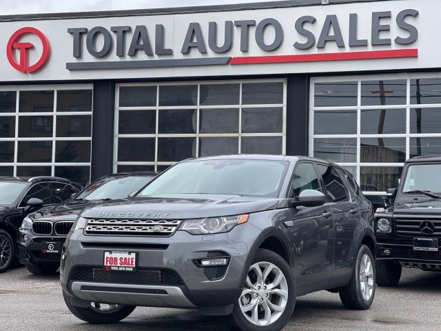 2016 Land Rover Discovery Sport HSE | NAVI | PANO | CAMERA | NO ACCIDENTS
