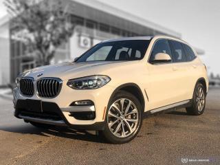 Used 2019 BMW X3 xDrive30i Essential! for sale in Winnipeg, MB
