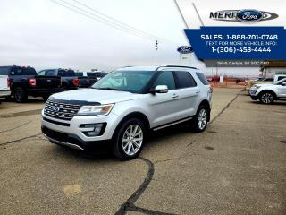 Used 2017 Ford Explorer LIMITED for sale in Carlyle, SK