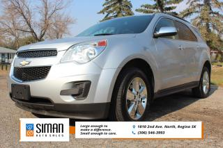 Used 2014 Chevrolet Equinox 2LT LOW KM  EXCELLENT CONDITION for sale in Regina, SK