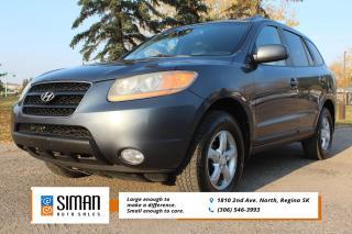 Used 2008 Hyundai Santa Fe GLS EXCELLENT VALUE for sale in Regina, SK