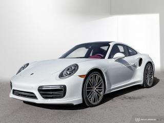 Used 2019 Porsche 911 Turbo Coupe AWD w/ 540 hp|LEDs|BOSE|Adv Rear Diff for sale in North York, ON
