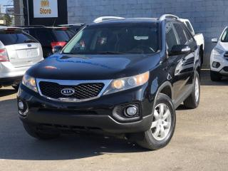 Used 2011 Kia Sorento EX V6 AWD, LEATHER, HEATED FRONT SEATS, SUNROOF & MUCH MORE for sale in Saskatoon, SK