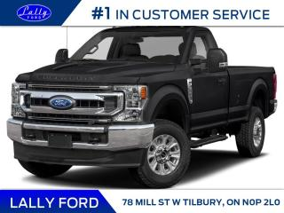 New 2022 Ford F-350 XLT for sale in Tilbury, ON