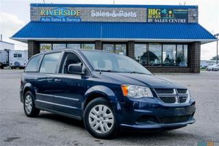 Used 2016 Dodge Grand Caravan SE-Candaian Value Package for sale in Guelph, ON