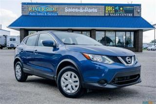 Used 2018 Nissan Qashqai S - Backup Cam - Manual for sale in Guelph, ON