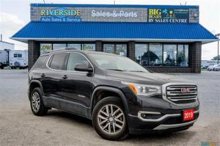 Used 2019 GMC Acadia SLE for sale in Guelph, ON