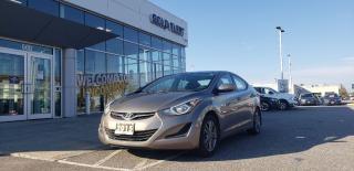 Used 2015 Hyundai Elantra Manual Transmission for sale in North Bay, ON