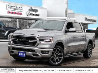 Used 2019 RAM 1500 SPORT | NAVIGATION | BLIND SPOT for sale in Simcoe, ON