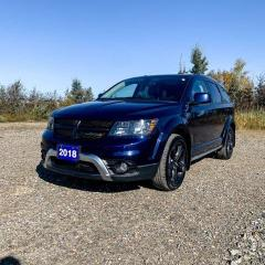 Used 2018 Dodge Journey Crossroad AWD for sale in Kapuskasing, ON