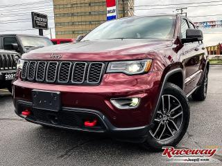 Used 2017 Jeep Grand Cherokee | PANO ROOF | SAFETY GROUP | LUXURY GROUP for sale in Etobicoke, ON