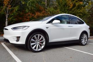 Used 2016 Tesla Model X P100D Ludicrous Speed Upgrade for sale in Vancouver, BC