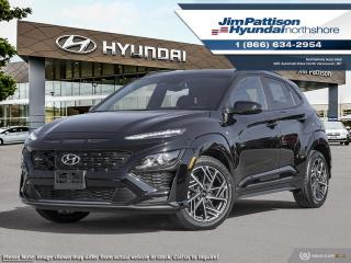 New 2022 Hyundai KONA 1.6T N Line for sale in North Vancouver, BC
