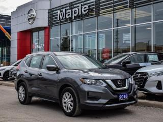 Used 2018 Nissan Rogue S Blind Spot Backup Camera Apple Carplay Bluetooth for sale in Maple, ON