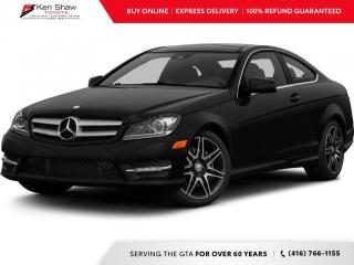 Used 2012 Mercedes-Benz C-Class for sale in Toronto, ON