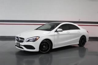 Used 2018 Mercedes-Benz CLA-Class CLA250 4MATIC AMG I NAVIGATION I SUNROOF I LEATHER for sale in Mississauga, ON
