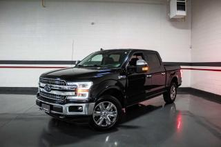 Used 2018 Ford F-150 LARIAT I NO ACCIDENTS I NAVIGATION I 360 CAMERA I LEATHER for sale in Mississauga, ON
