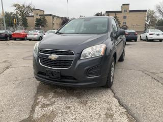 Used 2014 Chevrolet Trax Fwd 4dr Ls for sale in Winnipeg, MB