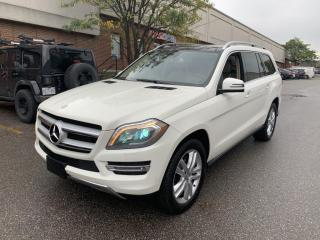 Used 2013 Mercedes-Benz GL-Class 4MATIC 4dr GL450, NAV, PANORAMIC ROOF, SURROUND VIEW CAMERA for sale in North York, ON