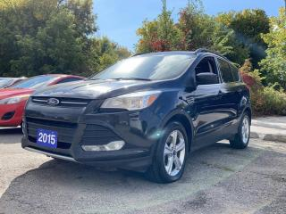 Used 2015 Ford Escape 4WD 4dr SE for sale in North York, ON