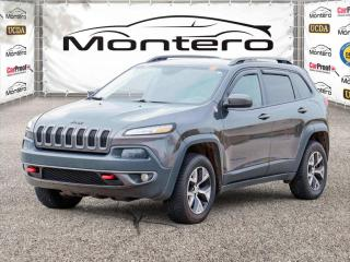 Used 2016 Jeep Cherokee 4WD 4dr Trailhawk for sale in North York, ON