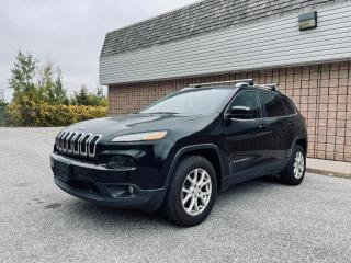 Used 2017 Jeep Cherokee NO ACCIDENT | BLUETOOTH for sale in Barrie, ON