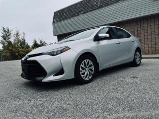 Used 2017 Toyota Corolla NO ACCIDENT | BACKUP CAM for sale in Barrie, ON