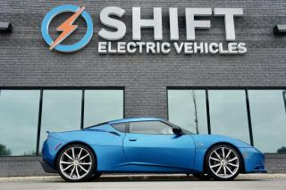 Used 2011 Lotus Evora S 6 SPEED MANUAL, 2+0, PREMIUM AND TECH PACKAGE for sale in Oakville, ON