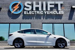 Used 2021 Tesla Model 3 STANDARD RANGE PLUS AUTOPILOT, AERO WHEELS for sale in Oakville, ON