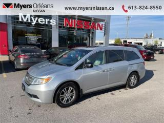 Used 2013 Honda Odyssey EX-L  - Sunroof -  Leather Seats - $172 B/W for sale in Orleans, ON