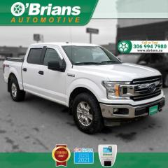 Used 2018 Ford F-150 XLT w/4x4, Backup Camera, Cruise Control, Air Conditioning for sale in Saskatoon, SK
