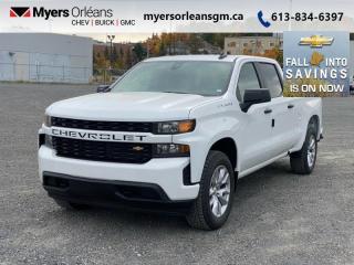 New 2021 Chevrolet Silverado 1500 Custom for sale in Orleans, ON