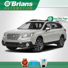 Used 2017 Subaru Outback 3.6R LIMITED W/TECH PKG for sale in Saskatoon, SK