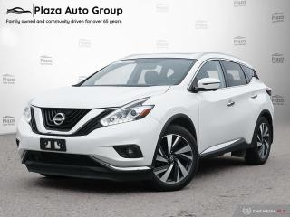 Used 2016 Nissan Murano Platinum for sale in Bolton, ON
