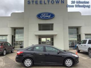 Used 2014 Ford Focus 4DR SDN SE  - Bluetooth -  SYNC for sale in Selkirk, MB
