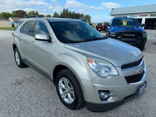 Used 2013 Chevrolet Equinox LT for sale in Petrolia, ON