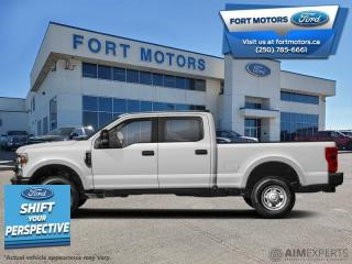New 2022 Ford F-350 Super Duty XLT  - Diesel Engine - $616 B/W for sale in Fort St John, BC