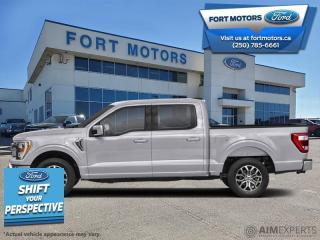 New 2021 Ford F-150 Lariat  - Leather Seats - $538 B/W for sale in Fort St John, BC